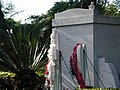 Ronnie Van Zant Mausoleum, Orange Park, Florida.jpg