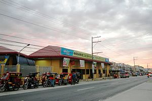 Rosario, La Union - Rosario town center