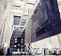 Rosetta's solar wing deployment (11964559086).jpg