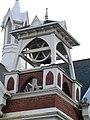 Roslyn Presbyterian Church, Dunedin, NZ bell.JPG