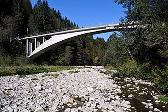 Rüeggisberg - Rossgraben Bridge