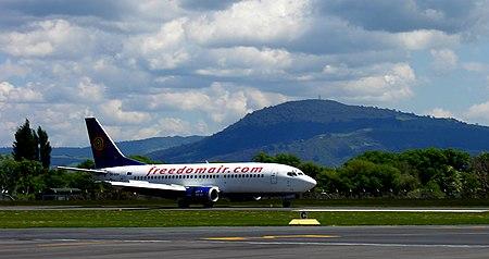 Lapangan Terbang Antarabangsa Rotorua