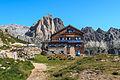 Rotwandhütte in July 2015 01.jpg