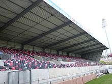 Stade de Roudourou - Wikimonde