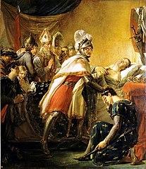 Mort de Saint Louis devant Tunis, 25 août 1270