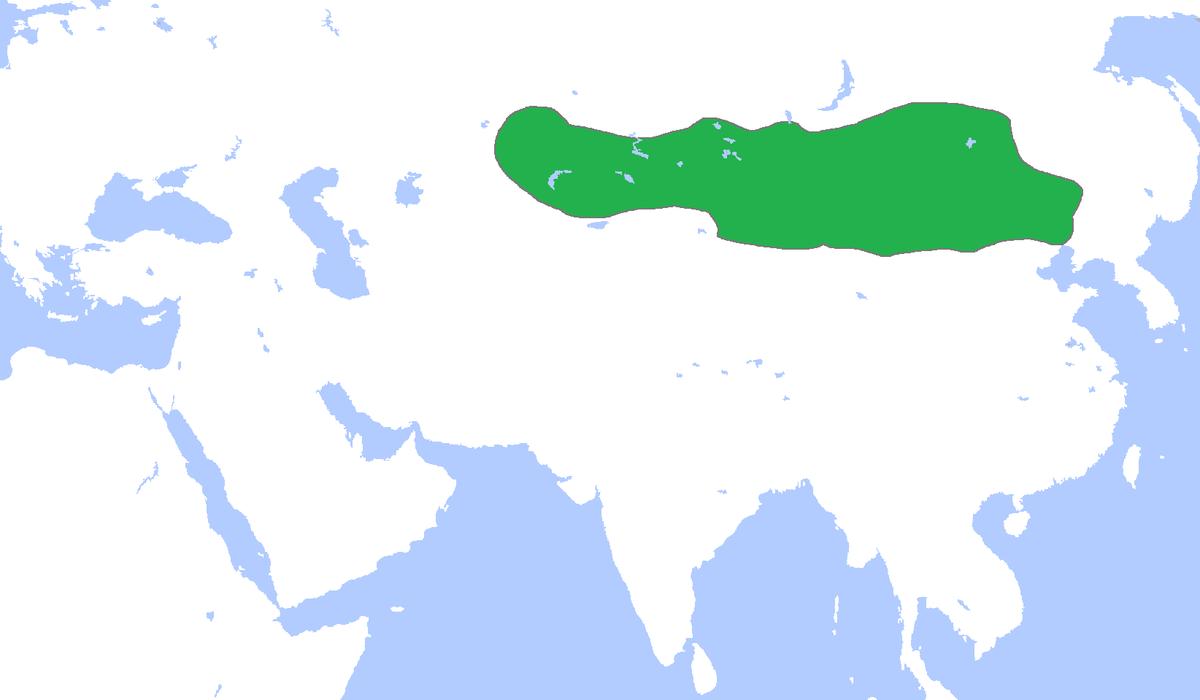List of Mongol states - Wikipedia