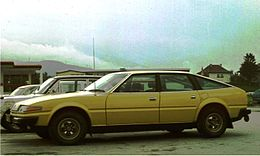 Rover SD1 in Austria.jpg