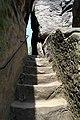 Rovinné opevněné sídliště Hrada a Klamorna, hrad Drábské světničky (5).jpg