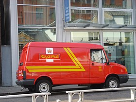 illustration de Royal Mail