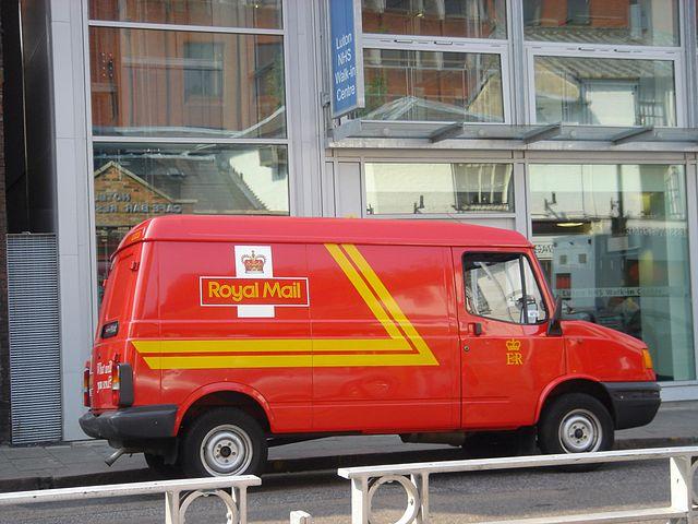 Royal Mail была оштрафована на 50 миллионов фунтов за нарушение правил конкуренции