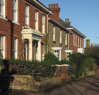 Harold Ackroyd - 46 Kneesworth Street, Royston