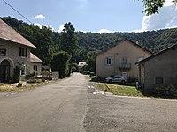 Rue de Crenans (Jura, France).JPG