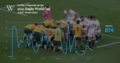 Rugby World Cup 2015 enwiki pageedits, Sep 18 to Oct 27.png