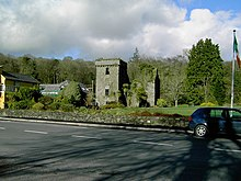 Ruin of old Mill, The Mill Inn, Ballyvourney - geograph.org.uk - 756286.jpg
