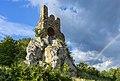 Ruine Rauchkogel, Regenbogen.jpg