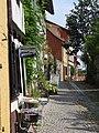 Rundgang Quedlinburg zur und um die romanische Stiftskirche St. Servatius - unterhalb - panoramio.jpg