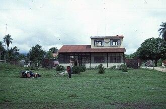 Rurrenabaque - Rurrenabaque Airport