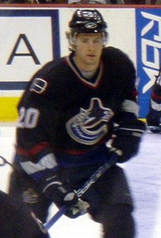Ryan Kesler - Kesler in 2005