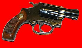 Revolver Smith & Wesson Modello 36