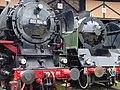 Süddeutsches Eisenbahnmuseum Heilbronn - Schnellzugloktreffen 043 - Flickr - KlausNahr.jpg