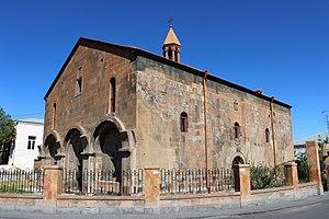 Araratian Pontifical Diocese - Image: S. Hakob Church 1679 Kanaker