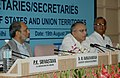 S. Jaipal Reddy delivering the inaugural address at the Annual Meeting of the Principal SecretariesSecretaries of Urban Development of States and Union Territories, in New Delhi on August 19, 2009 (1).jpg