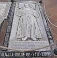 S. croce, tomba sul pavimento 76 giuliano verrocchio.JPG