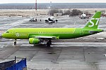 S7 Airlines, VP-BCS, Airbus A320-214 (27680738119).jpg