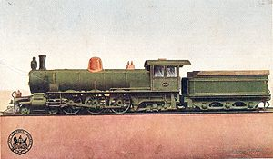 1904 in South Africa - SAR Class 5B