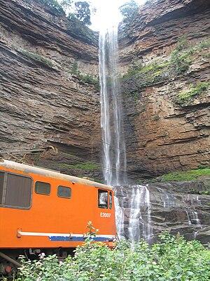 South African Class 6E1, Series 9 - Image: SAR Class 6E1 Series 9 E2007