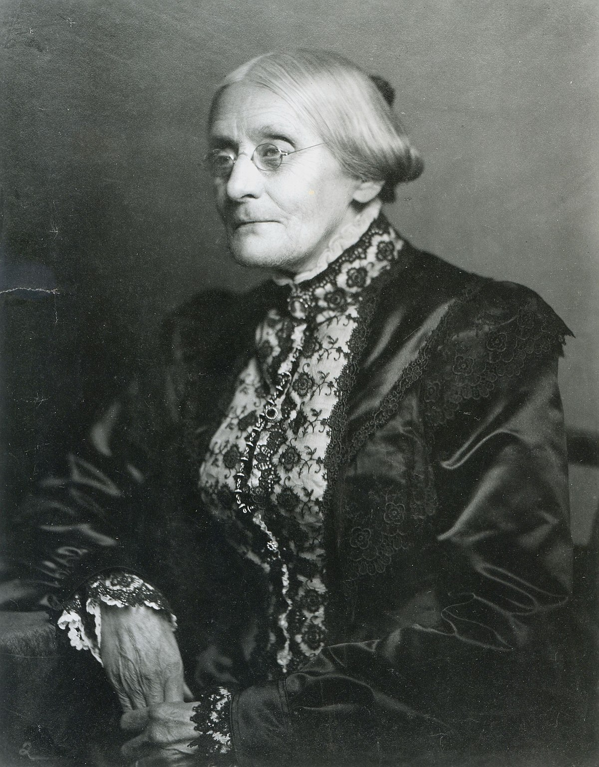 Susan B. Anthony - Wikipedia