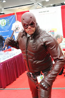 Cosplay – Daredevil