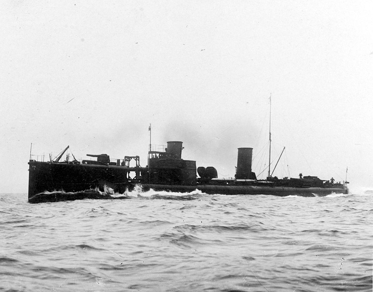 S138-class torpedo boat - Wikipedia