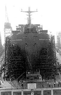 USS <i>Matar</i> (AK-119) Liberty ship of WWII