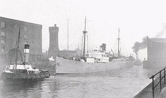 SS Woodville - Image: SS Woodville