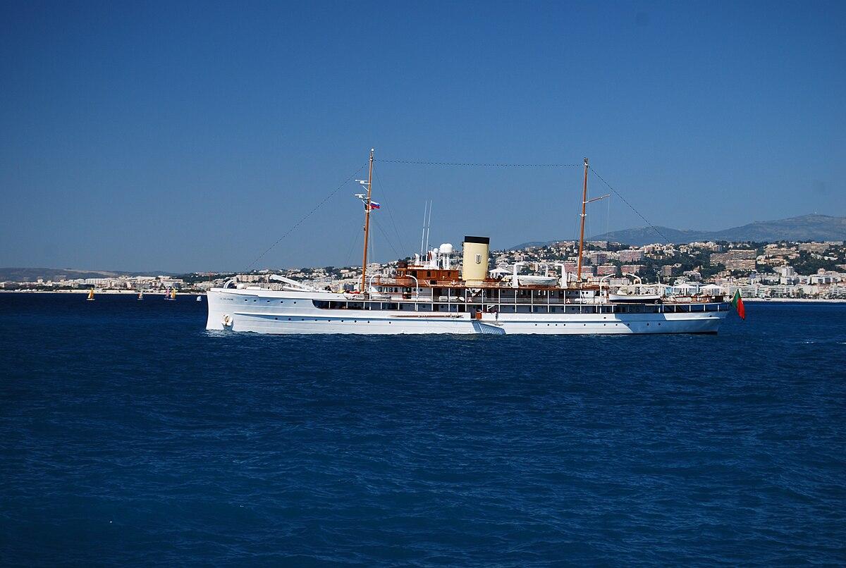 Ss Delphine Yacht Wikip 233 Dia