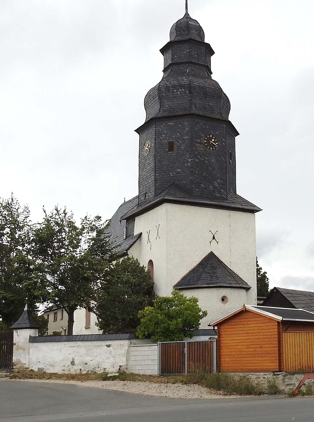 Dirne aus Saalburg-Ebersdorf