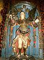 Sadaba - Iglesia de Santa Maria 23, Retablo de San Miguel.jpg