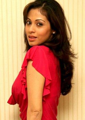 Sadha - Sadha at Click film promotional photo shoot, 2008