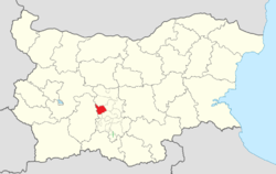 Saedinenie Municipality Within Bulgaria.png