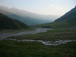 Safien Valley valley in Switzerland