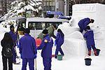 Sailors participate in Sapporo's 67th Annual Snow Festival 160202-N-OK605-005.jpg