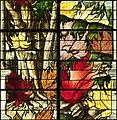 Saint-Chapelle de Vincennes - Baie 2 - L'incendie des arbres et des plantes, détail de l'incendie (bgw17 0436).jpg