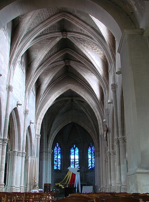 Photo - Eglise Saint-Maurille
