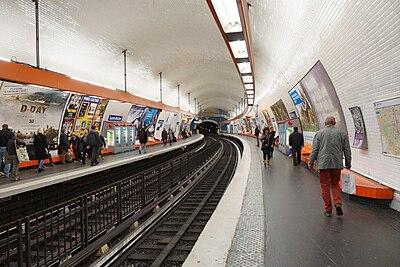 Saint-Michel (Métro Paris)