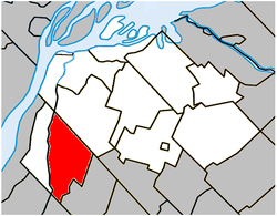 Saint-Ours Quebec location diagram.PNG