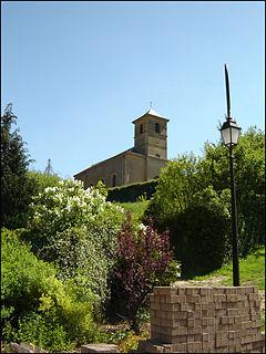 Saint-Pancré Commune in Grand Est, France