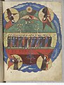 Saint-Sever Beatus f. 119r - Angels holding winds.jpg