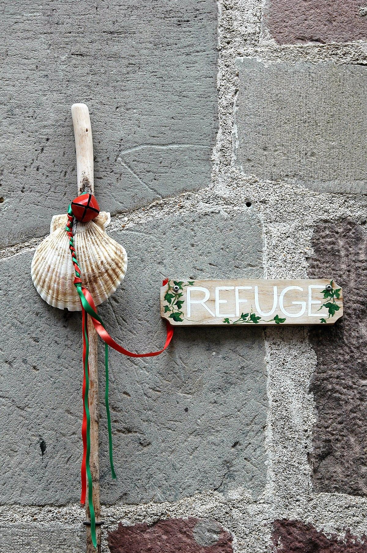 Saint jean pied de port reisef hrer auf wikivoyage - Saint jean de pied de port compostelle ...