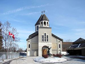 Armenian Canadians - Image: Saint Mary Armenian Church in Toronto, Canada